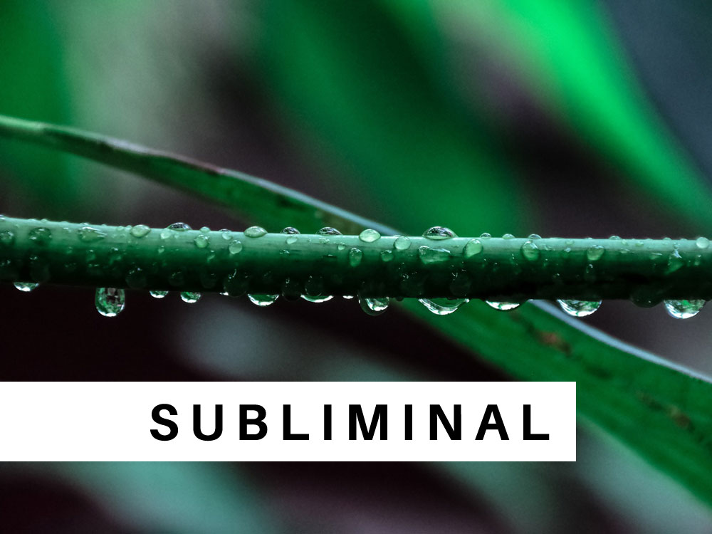 subliminals